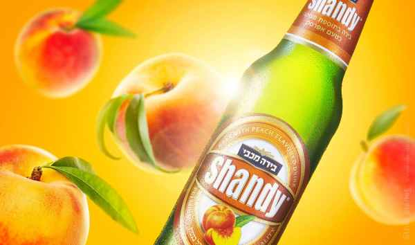 Advertising image for Maccabi Shandy