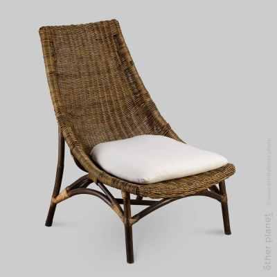 Arco Design cane-chair