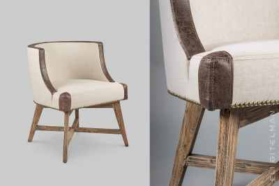 Arco Design retro-style chair
