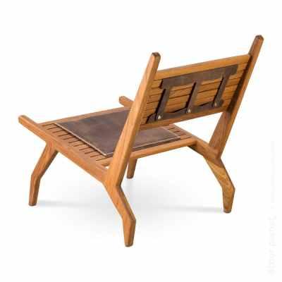 Arco Design wooden chair