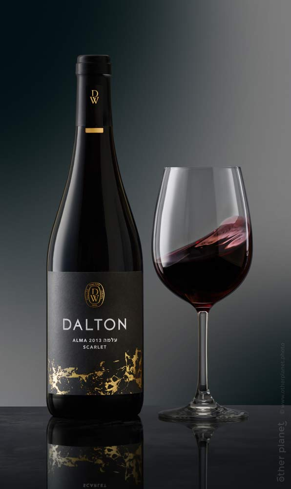 Dalron Alma Scarlet 2013 advertising photo
