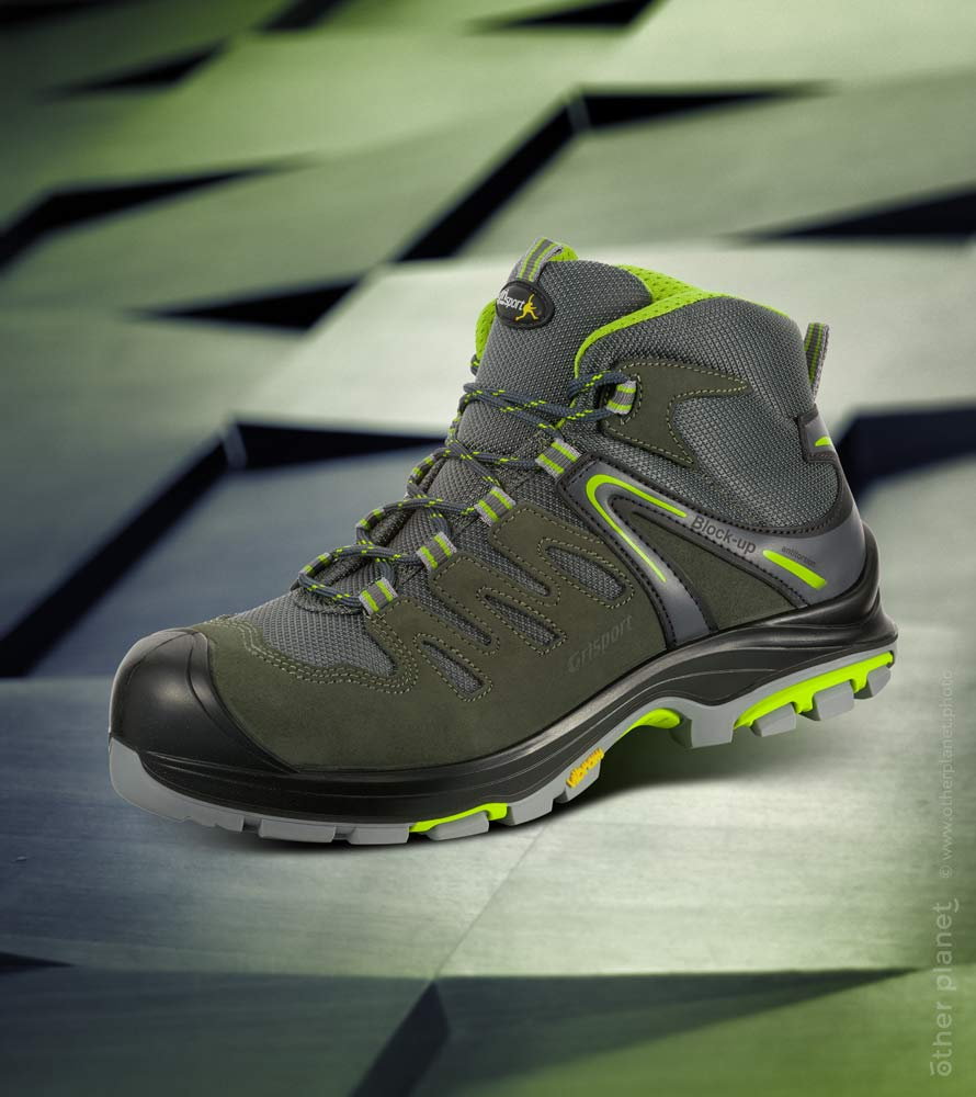 Grisport industrial safety boots