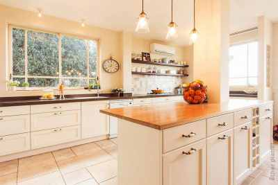 Kitchen interior countrylike slyle
