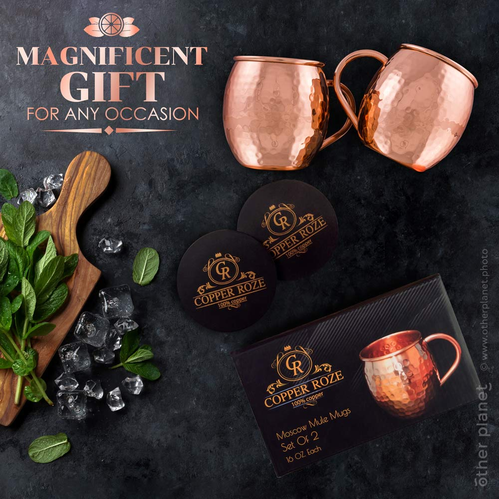 Magnificent gift picture for Moscow Mule Mugs