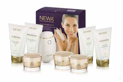 Newa professional cosmetics packshots