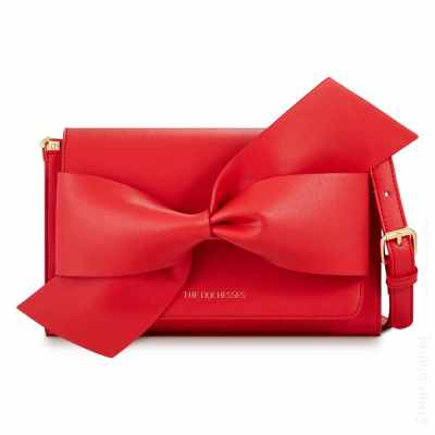 Red fashion women handbag The Duchesses
