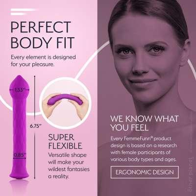 Amazon infographics Smartimage for FemmeFunn vibratior