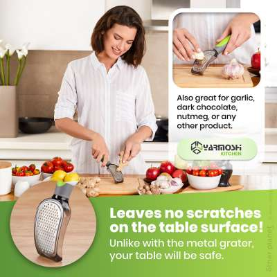 Product usage image for Amazon listing woman in the kitchen