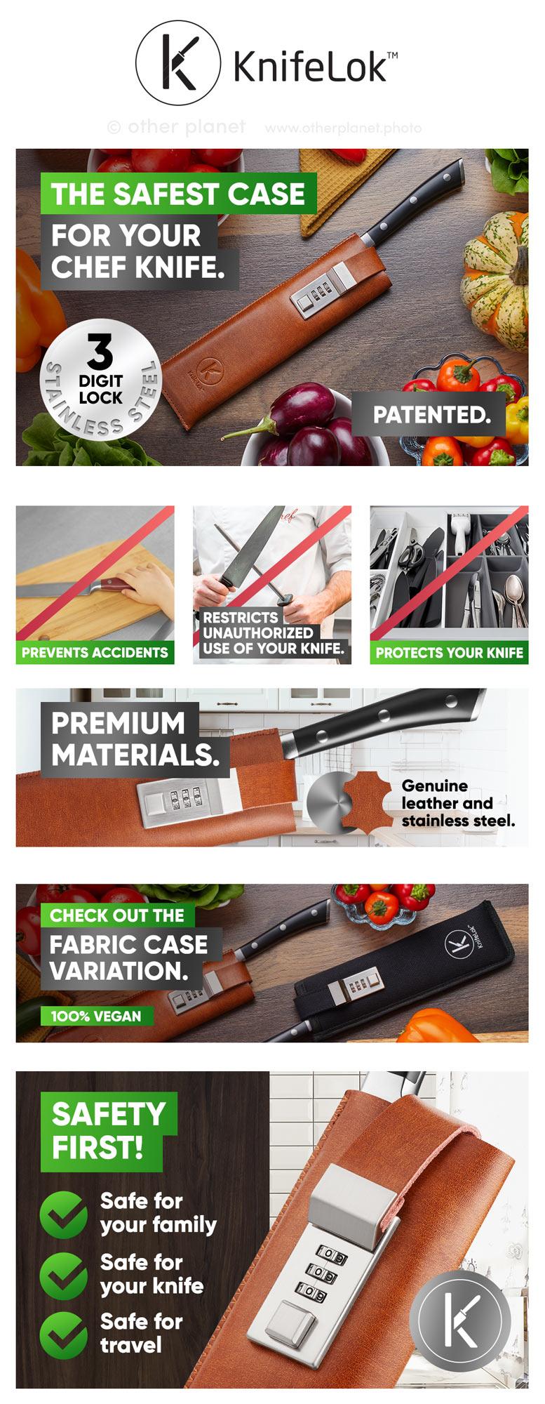 amazon photography EBC for knife leather case