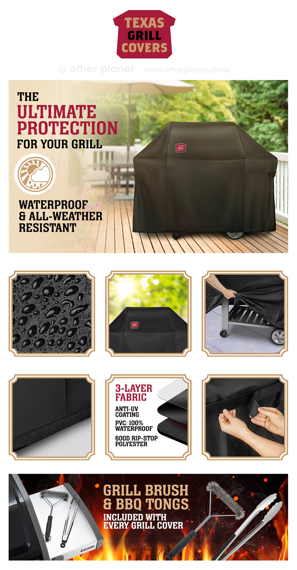 professional amazon photos for grill cover EBC images